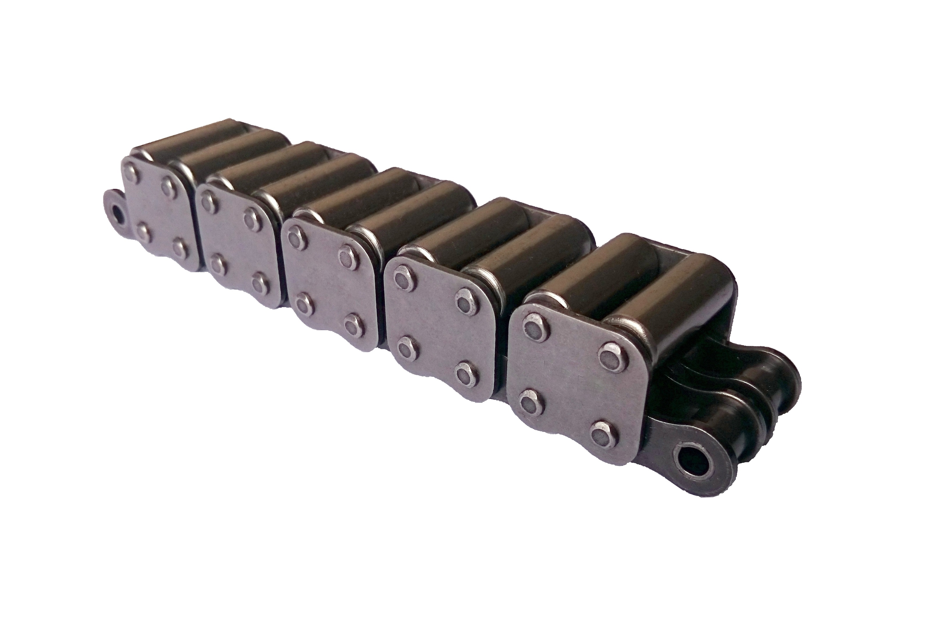 accumulation chains (2 rollers)