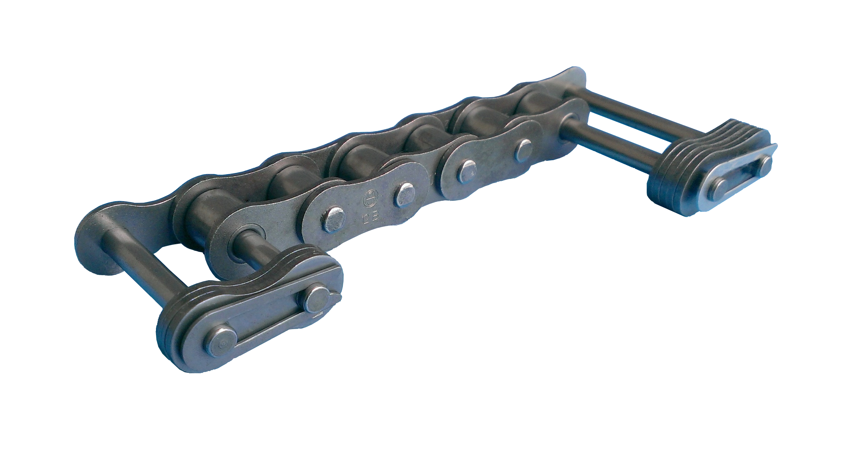 chains with special attachments and pins