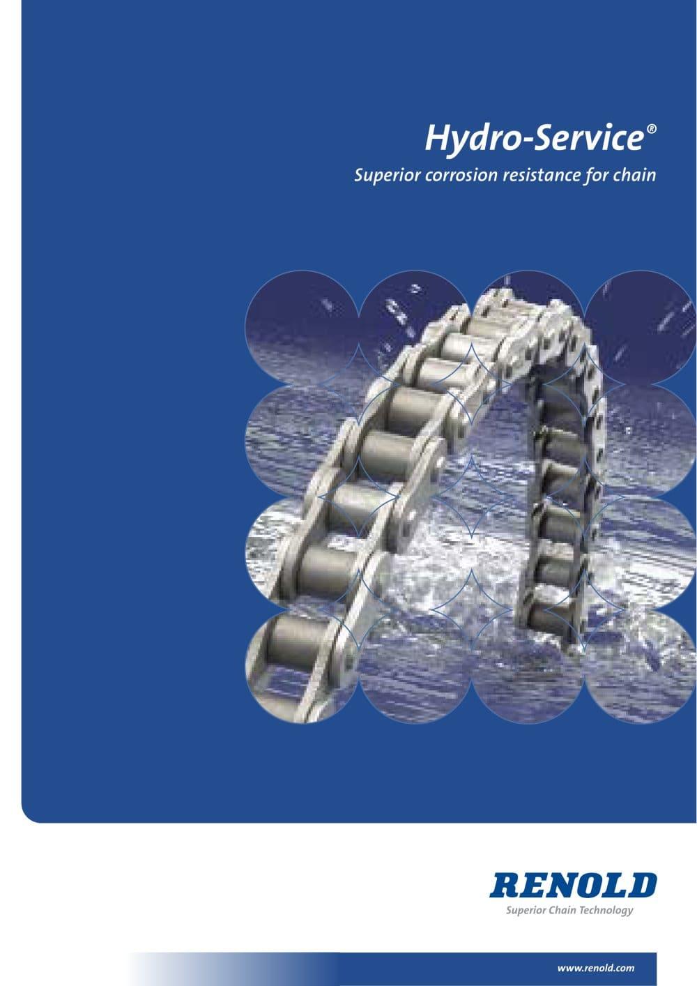 renold hydro-service chains
